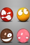 Animated Emotions for MMS Text Message, Email!!! screenshot 1/1