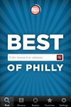 Best of Philly for iPhone  As awarded by Philadelphia Magazine screenshot 1/1