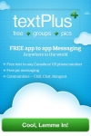 textPlus 4 Free Text + Pic Messaging & Group Texting screenshot 1/1