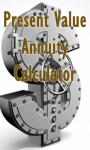 Present Value Annuity Calculator screenshot 1/3