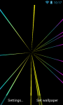 Magic Laser Live Wallpaper screenshot 1/6