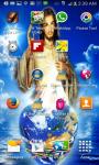 Jesus Our Divine Savior LWP screenshot 1/3