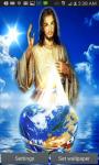 Jesus Our Divine Savior LWP screenshot 3/3