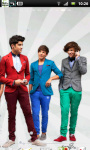 One Direction Live Wallpaper 1 screenshot 2/3