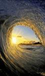 Ocean Wave Surf Live Wallpaper screenshot 1/3