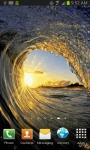 Ocean Wave Surf Live Wallpaper screenshot 2/3