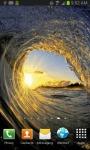 Ocean Wave Surf Live Wallpaper screenshot 3/3