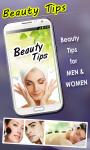 Women and Men Beauty Tips screenshot 1/4