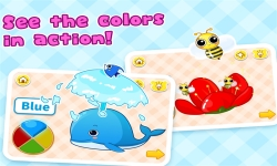 Size Color Shape by BabyBus screenshot 1/5