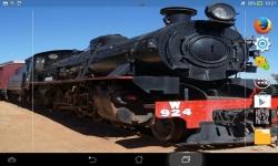 Old Trains Live Wallpaper screenshot 1/5