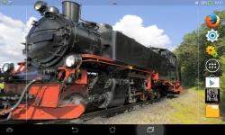 Old Trains Live Wallpaper screenshot 2/5