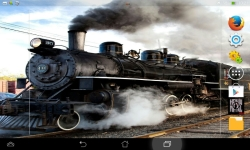 Old Trains Live Wallpaper screenshot 3/5