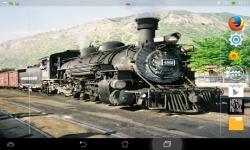 Old Trains Live Wallpaper screenshot 4/5