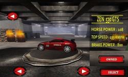 Speed Car Fighter 3D 2015 screenshot 5/5