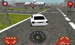 Speed Car Fighter 3D 2015 screenshot 2/5