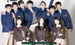 KOREAN DRAMA SCHOOL 2013 WALLPAPER screenshot 2/6