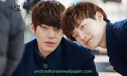 KOREAN DRAMA SCHOOL 2013 WALLPAPER screenshot 3/6