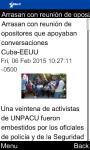 OCB Martí Noticias for Java Phones screenshot 2/6