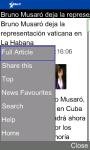 OCB Martí Noticias for Java Phones screenshot 3/6