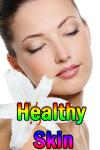 Healthy Skin Tips screenshot 1/3