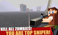 Zombie Town: Sniper screenshot 1/4