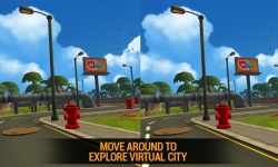 Fantasy City Tours VR - Toon screenshot 2/5