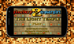 fireboy and watergirl 2 HD screenshot 1/3