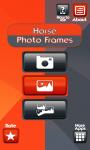 Horse Photo Frames screenshot 1/6