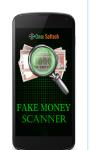 Fakke Currency Scanner Prank screenshot 1/6