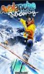 Avalanche Snowboarding screenshot 1/6