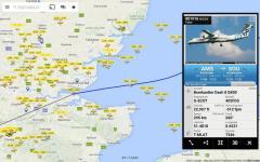 Flightradar24  Flight Tracker only screenshot 6/6