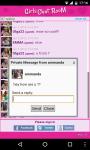 Girls Chat Room screenshot 2/3