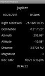 Planets Positions screenshot 6/6