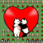 Cuddles the Panda screenshot 2/2