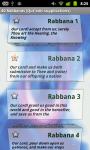 40 Rabbanas screenshot 1/2
