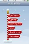 Santa Tracker screenshot 1/1