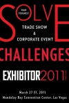 EXHIBITOR2011 Conference Brochure screenshot 1/1