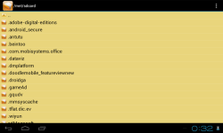 Simple File Manager screenshot 1/5