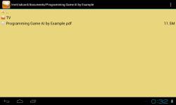 Simple File Manager screenshot 2/5