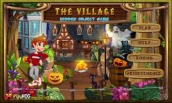 Free Hidden Object Games - The Village screenshot 1/4