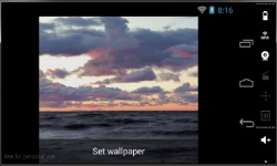 Amazing Sea Live Wallpaper screenshot 3/3