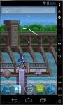 Super Sonic Live Wallpaper screenshot 2/2