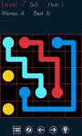 Classic Flow Free screenshot 1/4