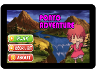 Ponyo Adventure screenshot 1/3
