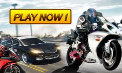 Moto racing city screenshot 1/3