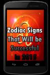 Zodiac Signs That Will be Successful in 2015 screenshot 1/3