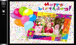 Free Birthday Photo Frames screenshot 5/6