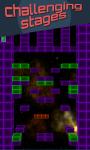 Brick Breaker 3D Glow Arkanoid Breakout screenshot 1/6
