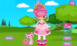 LalaLoopsy Jewel Sparkles Dress Up screenshot 4/4