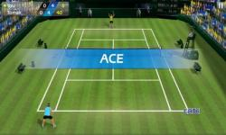 3D Tennis hd screenshot 2/6